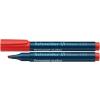 SCHNEIDER Maxx 133 alkoholos marker, 1-4 mm, piros, vágott