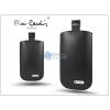 Pierre Cardin Slim univerzális tok - Sams. i9000 Galaxy S/Sony Ericsson Xperia X10/LG Optimus Black/HTC Desire - Black