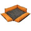 Zooplus Kültéri kutyaágy - narancsságra - H 110 x Sz 80 x M 15 cm