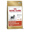 Royal Canin Breed Miniature Schnauzer 25 - 3 x 3 kg
