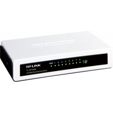 TP-Link TL-SF1008D hub és switch
