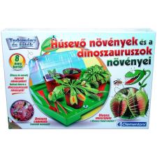 Clementoni Húsevő növények és a dinoszauruszok növényei társasjáték
