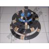 Műanyag légfékcső fekete KNORR 4,5,6,8,10,12,15