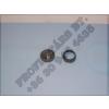 Gömbfej műanyag persely, fekete garnitúra  MTS-LIAZ