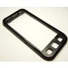 Samsung S5250 Wave 525 előlap fekete
