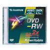 Fuji Film DVD-RW 4,7GB 2x normál tokos 5db/csg