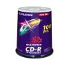 Fuji Film CD-R 700MB 52x hengeres, 100db írható és újraírható média