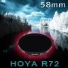 Hoya HOYA Infrared R72 58mm