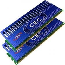 CSX Overclocking KIT2 4GB 1333MHz memória (ram)