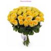 50 szál sárga rózsa
