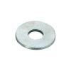 Toolcraft Lapos alátét DIN 9021 A2 M3, 100 részes