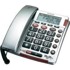 Conrad Asztali telefon kijelzővel és nagy gombokkal, Audioline BigTel 49 plus vezetékes telefon