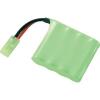 Conrad energy NiMH Mignon (AA) 4.8V / 800mAh Side by Side kivitelű Mini Tamiya csatlakozós akkupack