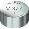Varta Gombelem ezüstoxid 377