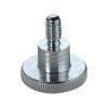 Toolcraft kézi szorítású galvanizált acél csavar M4 x 10 mm, DIN 464, 10 db
