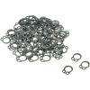 Toolcraft horganyzott acél biztosító gyűrű (seeger), 4 mm, DIN 471, 100 db