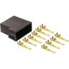 AIV ISO áramvezető hüvely