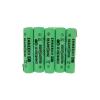 Conrad Akkucsomag, mikro, Emmerich Ready to Use Emmerich 255064 800 mAh, 5, mikro (AAA), NiMH, 6 V, igen, 1 db, ReadyToUse mikro