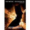 Dvd Batman:kezdõdik
