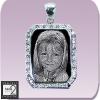 Face2Face Cirkóniás ezüst tégla medál