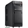 """Chieftec Libra Gaming Midi Tower Black LF-01B-OP Black,2x5,25"""",1x3,5"""",ATX,4xUsb,Táp nélkül,485x200x490 mm"""