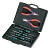 Knipex Elektronikai szerszámkészlet, 8 részes