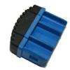 KRAUSE lábdugó 64x25mm profi létrához 211002 kék