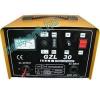 autó akkumulátor töltő, GZL-30 12-24Volt 24-16Amper 300Watt, NORMÁL ÉS GYORSTÖLTÉS akkumulátor töltő