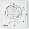 Suevia Suevia mechanikus napi rollófelhúzó időkapcsoló óra, falba sülyeszthető, 2200W, min. 30 perc, 248.216