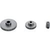 Reely acél homlokfogaskerék 50 Z, modul 0,5
