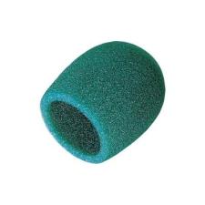 Mikrofon szélvédő 8204 zöld audió kellék