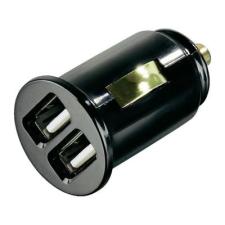 Hama Hama szivargyújtós USB töltő, dupla, 12V 2x5V elektromos alkatrész
