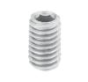 Toolcraft belső kulcsnyílású műanyag hernyócsavar, M5 x 10 mm, DIN 913, 10 db barkácsolás, csiszolás, rögzítés