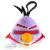 Angry Birds Hátitáska klip - Lézer