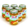 Hipp bébiétel, sütőtök burgonyával  190g