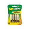 GP Ultra Plus Alkáli Ceruza Elem AA (4db)