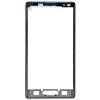 LG LG P760 Optimus L9 előlap fekete*