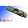 Autós led T5 canbus műszerfal világítás, 3 led, piros Life Light Led