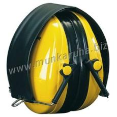 3M™ Peltor® Optime I összehajtnató kivitelben H510F (SNR 28dB)