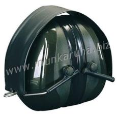 3M™ Peltor® Optime II összehajtnató kivitelben H520F (SNR 31dB)