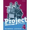 Lynda Edwards;Tom Hutchinson Project 4. Munkafüzet (with CD-ROM) - Third Edition