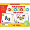 Magnetic Pattern Blocks: The Farm