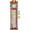 Basic Skills Clock Bulletin Board
