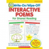 Interactive Poems (write-on, wipe-off)