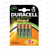 DURACELL AAA akku DX2400 Stay Charged 800mAh (4)