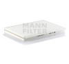 MANN-FILTER MANN FILTER CU3780 pollenszűrő pollenszűrő