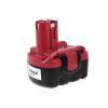 Powery Utángyártott akku Bosch gyalu GHO 14,4V NiCd O-Pack