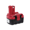 Powery Utángyártott akku Bosch típus 2607335686 NiMH 3000mAh O-Pack