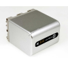 Powery Utángyártott akku Sony videokamera DCR-PC115 4500mAh sony videókamera akkumulátor