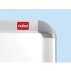 NOBO Fehértábla, mágneses, 45x60 cm, alumínium keret, NOBO